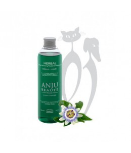 Anju Beauté - Herbal 1000 ml - Shampoing protéiné