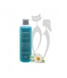 Anju Beauté - Diamant 250 ml - Shampoing spécial bleu - silver - panachés