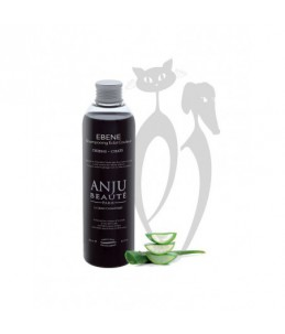 Anju Beauté - Ebène 250 ml - Shampoing spécial noir