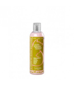 Ladybel - Lady Jojoba 200 ml - Shampooing concentré démêlant hydratant