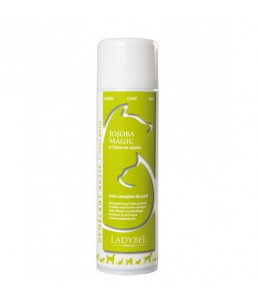 Ladybel - Jojoba Magic 500 ml - Soin démêlant et entretien hydratant