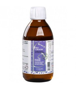 Ladybel - Bio Groom 250 ml - Complément nutritif renfort de la fourrure