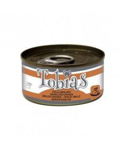 Tobias Dog - Poulet grillé - Boîte de 170 g