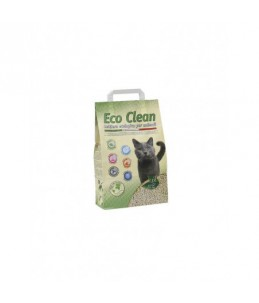 Eco Clean Cat Litter - 6 litres