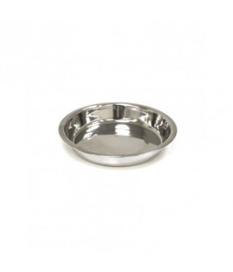 Gamelle inox - Kitten & Puppy Dinner - 15 cm