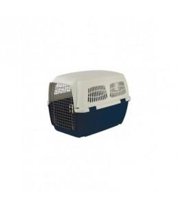 Marchioro - Cage de transport Clipper Cayman - Taille 3 - Bleu