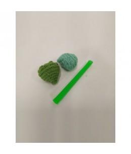 Pack avec boules au Catnip et Boinks - Vert