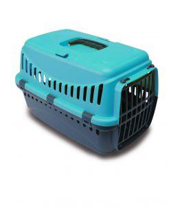 Cage de transport Gipsy - Bleu