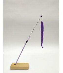 TeaZ'r Small - Worm - Purple