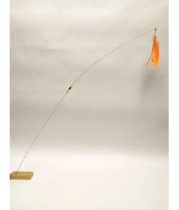 TeaZ'r Large - Feather - Orange