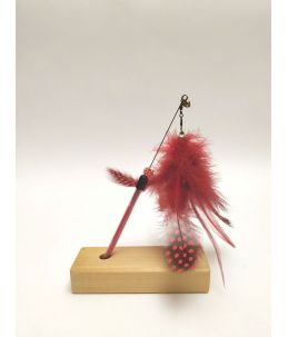 TeaZ'r Mini - Feather - Red