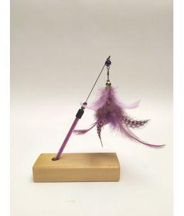 TeaZ'r Mini - Feather - Purple