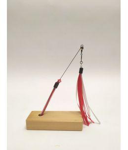 TeaZ'r Mini - Ribbon - Red-White