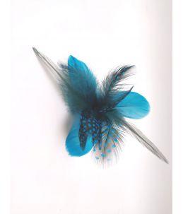 TeaZ'r Tip - Feather - Blue