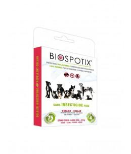 Biospotix - Collier insectifuge - Chiens de plus de 30 kg