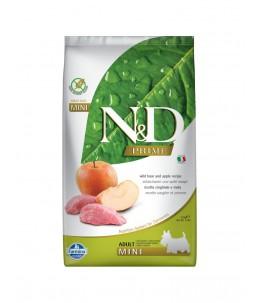 Farmina N&D Prime - Canine Adult Mini Sanglier & Pomme - Sac 2.5 kg