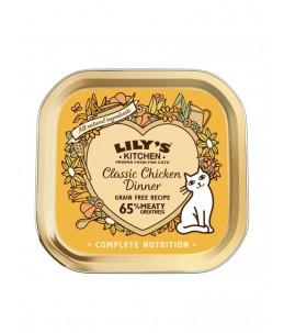 Lily's Kitchen - Feline Adult Classic Chicken Dinner - Boîte 85 g