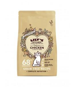 Lily's Kitchen - Feline Adult Delicious Chicken - Sac 800 g