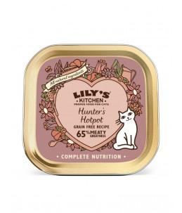 Lily's Kitchen - Feline Adult Hunter's Hotpot - Boîte 85 g
