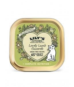 Lily's Kitchen - Feline Adult Lovely Lamb Casserole - Boîte 85 g