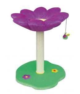 Arbre à chat - Daisy Flowers - Violet