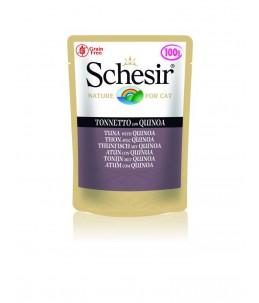 Schesir Cat (Gelée) - Thon avec quinoa - Sachet 100 g