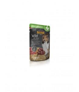 Belcando - Gibier avec millet et airelles - Sachet 300 g