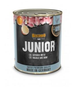 Belcando - Junior - Volaille avec œuf - Boîte 800 g