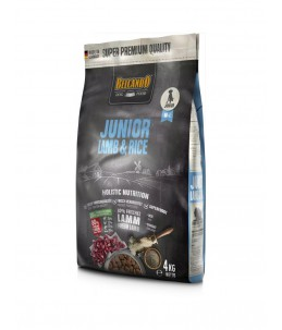 Belcando - Junior Lamb & rice - Sac 4 kg