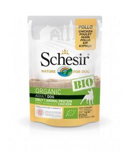 Schesir Dog (Bio Humide) - Saveur poulet - Sachet 85 g