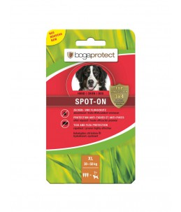 Bogar - bogaprotect® Spot-On anti-parasitaire chien XL 3 x 4.5 ml