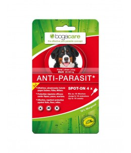 Bogar - bogacare Spot-on antiparasitaire chien maxi 4 x 2.5ml