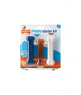 Nylabones - Puppy Starter, Small, 3 pièces
