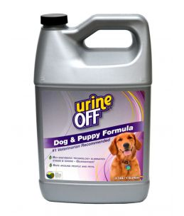 Urine Off - Dog + Puppy Gallon 3.79 l