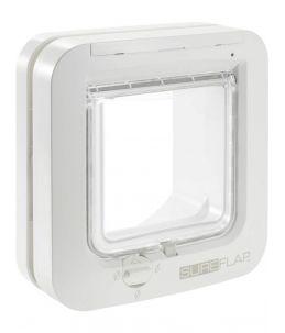 Sure Petcare - Chatière à puce électronique 142mm x 120mm, blanc