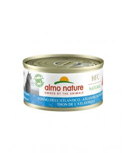 Almo Nature HFC - Thon de l'Atlantique - Boîte de 70g