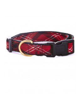 Collier Rouge et noir