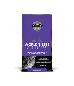 World's Best Cat Litter - Lavender