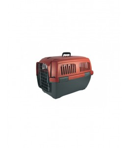 Marchioro - Cage de transport Clipper Cayman - Rouge / Anthracite