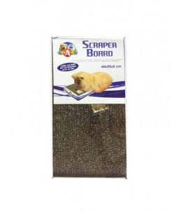Griffoir en carton «BasicL » avec catnip
