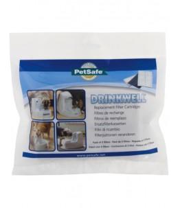 Filtres de rechanges pour fontaine Drinkwell Mini, Original, Platinum, Bigdog