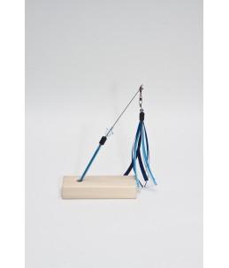 TeaZ'r Mini - Blue - Ribbon : Dark Blue
