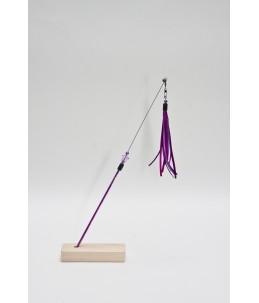 TeaZ'r Small - Purple - Ribbon : Purple