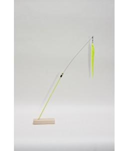 TeaZ'r Medium - Yellow - Worm