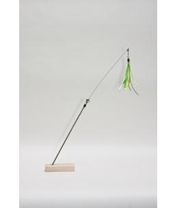 TeaZ'r Medium - Dark Green - Ribbon : green