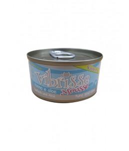 Vibrisse Mousse Chaton - Thon avec aloé